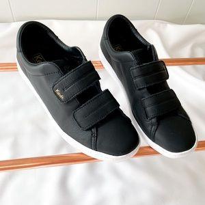 Matte Black Keds
